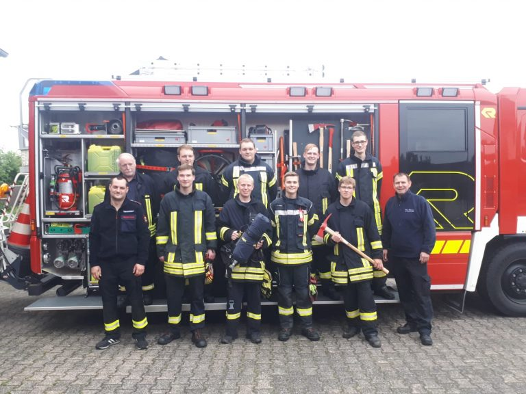 Read more about the article Atemschutzlehrgang absolviert