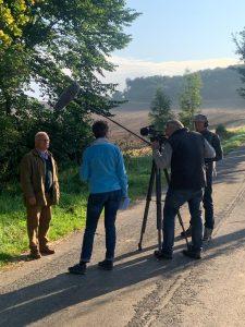 Read more about the article WDR bei der 1000-jährigen Eiche in Borlinghausen