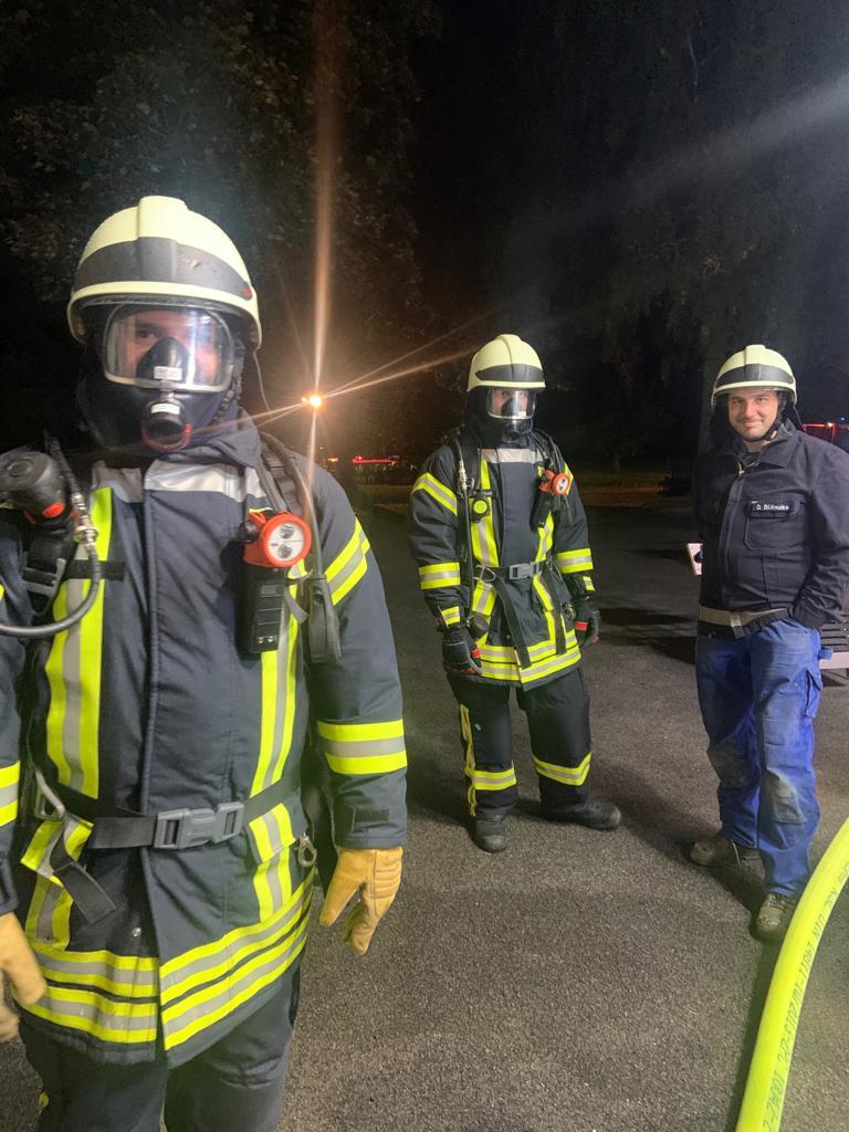 Read more about the article Sofa als Brandherd  – Personen kommen nicht zu Schaden